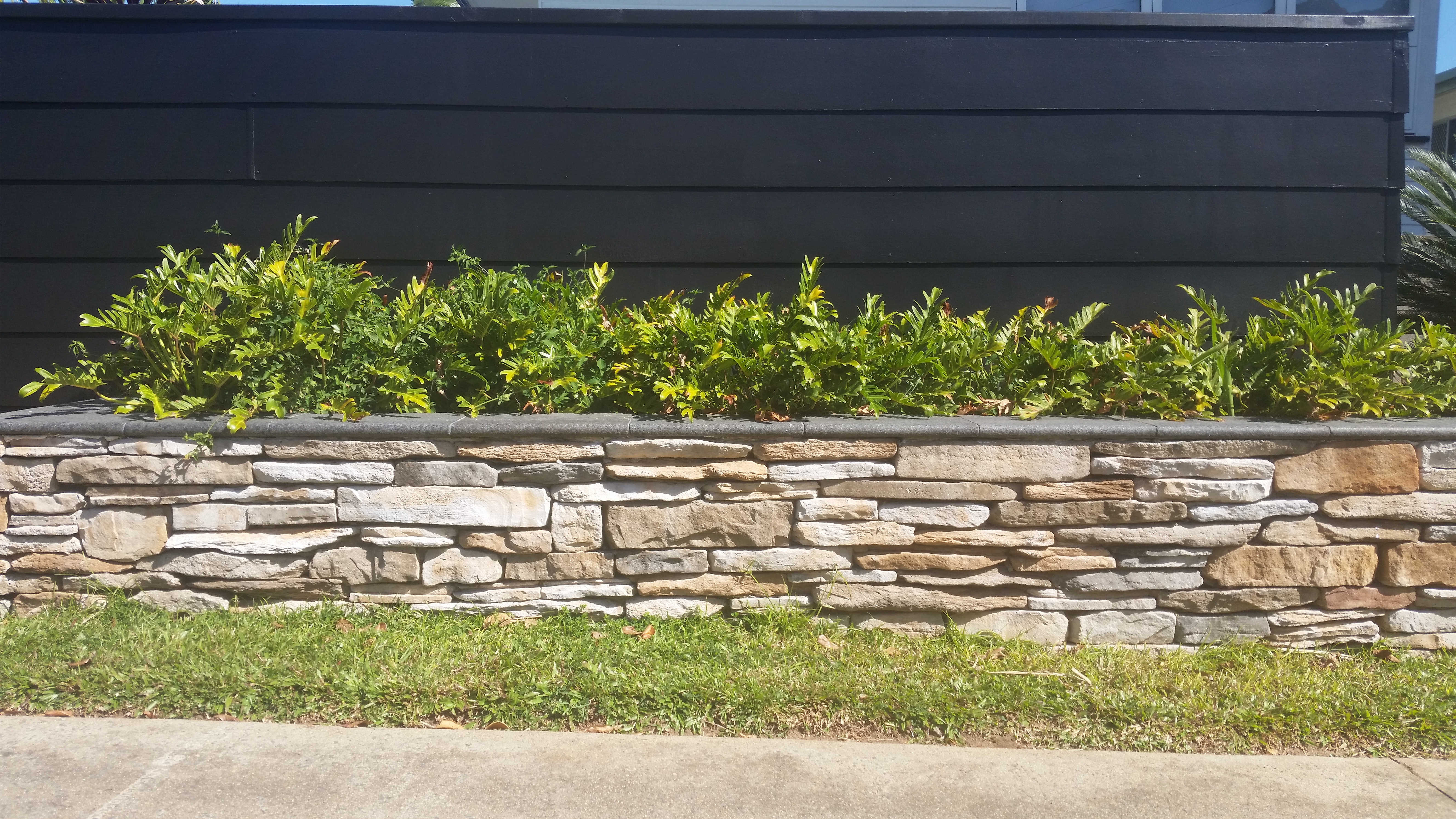 newcastle retaining walls
