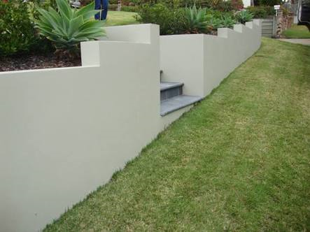 Retaining Walls Newcastle Building Retaining Walls In Newcastle Maitland And Hunter